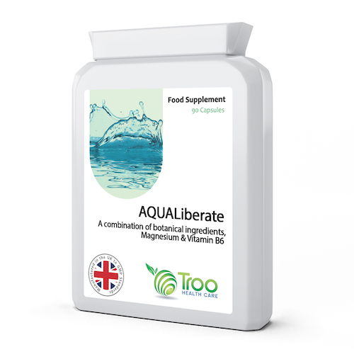 AQUALiberate for Women 90 Capsules - SyntHealthcare.com