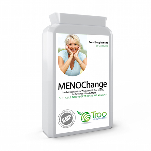 MENOChange Hormone and Bone Support for Women 60 Capsules - SyntHealthcare.com