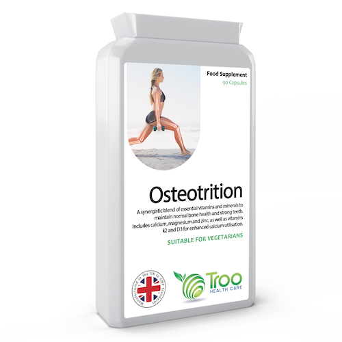 Osteotrition Bone Support Formula 90 Capsules - SyntHealthcare.com