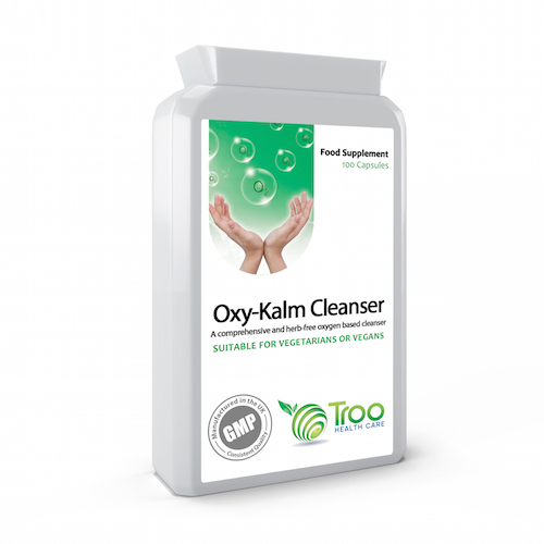 Oxy Kalm Cleanser 100 Capsules - SyntHealthcare.com